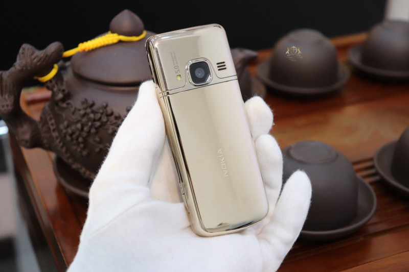 Nokia 6700 Gold Hang Russia New 98 2