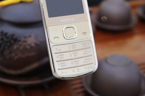 Nokia 6700 Gold Hang Russia New 98 5