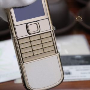 Nokia 8800e Gold Arte Fpt Full Box Like New 9