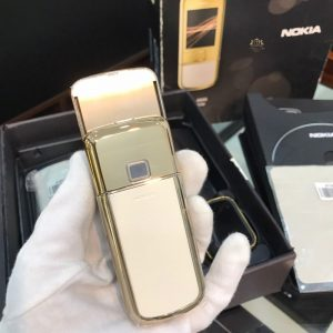Nokia 8800e Gold Full Box New 100 Chua Nghe Goi 3