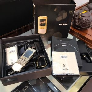 Nokia 8800e Gold Full Box New 100 Chua Nghe Goi