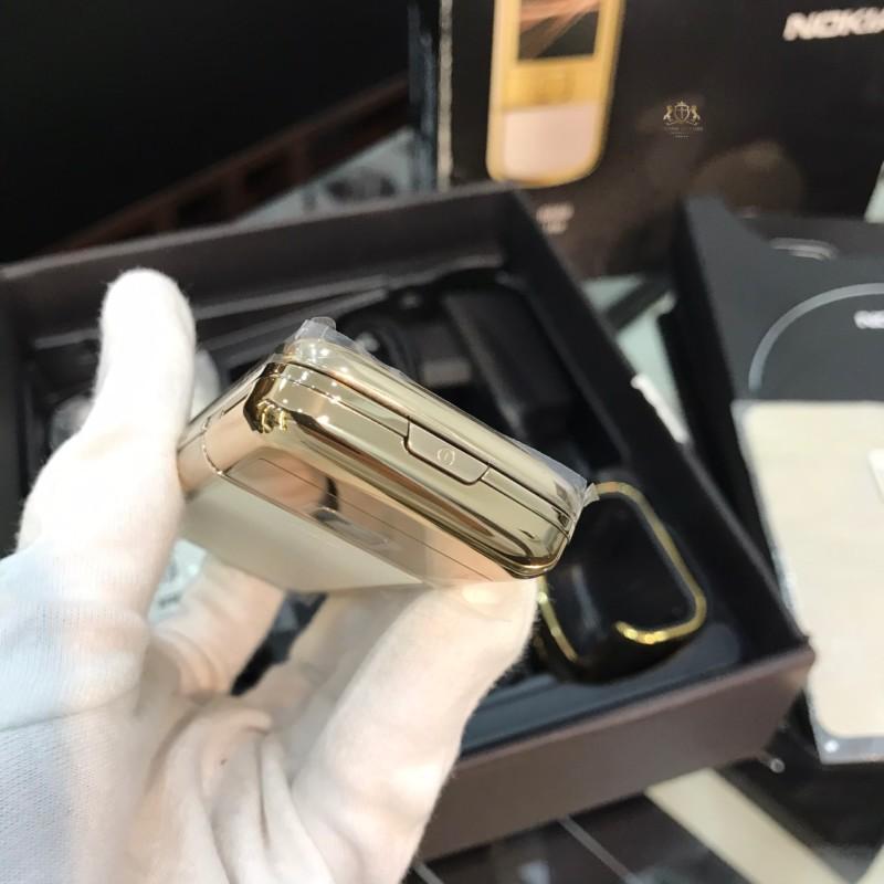 Nokia 8800e Gold Full Box New 100 Chua Nghe Goi 4