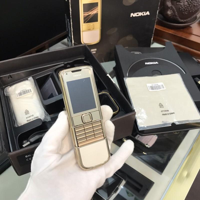 Nokia 8800e Gold Full Box New 100 Chua Nghe Goi 5