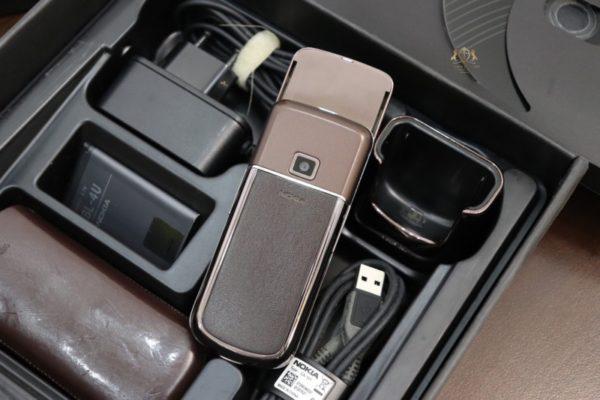Nokia 8800e Saphire Brown Full Box New 99 3