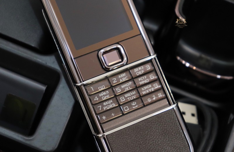 Nokia 8800e Saphire Brown Full Box New 99 6