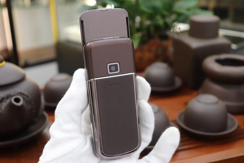 Nokia 8800e Saphire Brown Zin Full Diamond 2