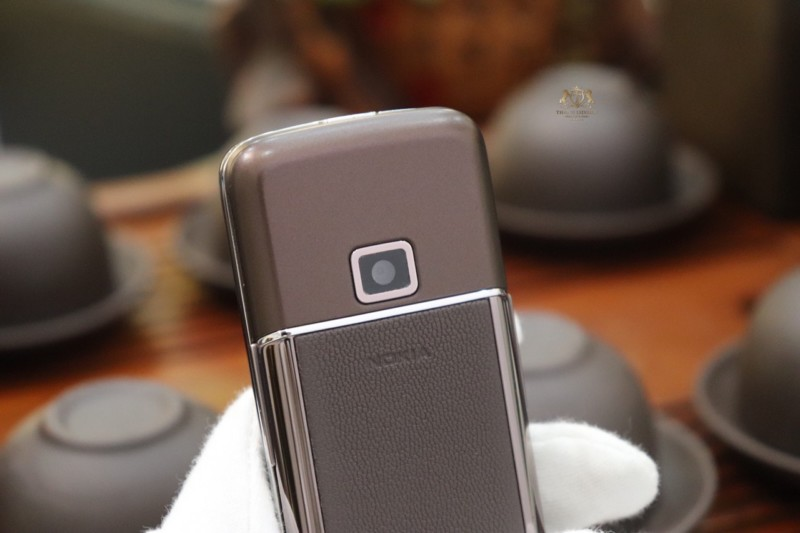 Nokia 8800e Saphire Brown Zin Full Diamond 5