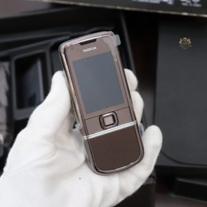 Nokia 8800e Saphire Nau Full Box New 100 Chua Nghe Goi 1