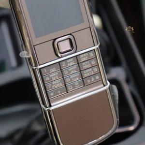 Nokia 8800e Saphire Nau Full Box New 100 Chua Nghe Goi 4