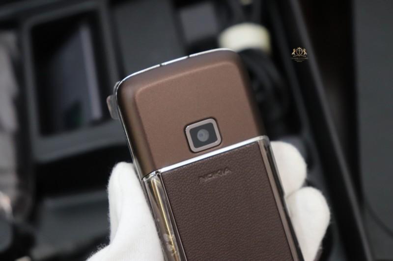 Nokia 8800e Saphire Nau Full Box New 100 Chua Nghe Goi 5