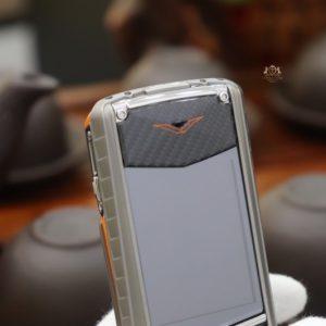 Vertu Ascent X Titanium Carbon Like New 4