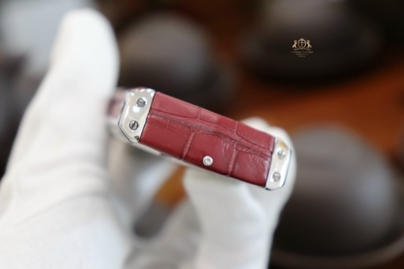 Vertu Signature S Pure Silver Red 10