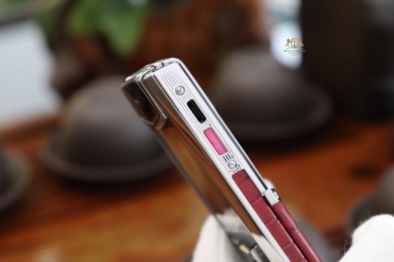 Vertu Signature S Pure Silver Red 6