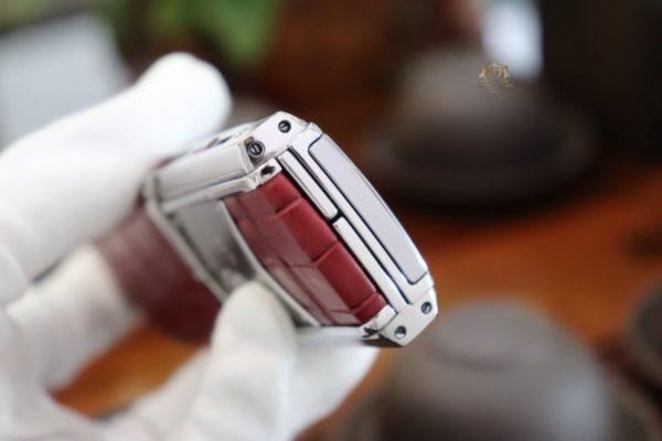Vertu Signature S Pure Silver Red 9