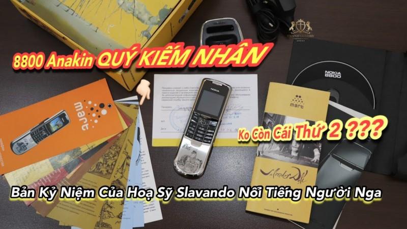 8800 Anakin Ban Kiem Quy Nhan Full Box Khong Con Cai Thu 2 De Suu Tam Cua Hoa Sy Nguoi Nga
