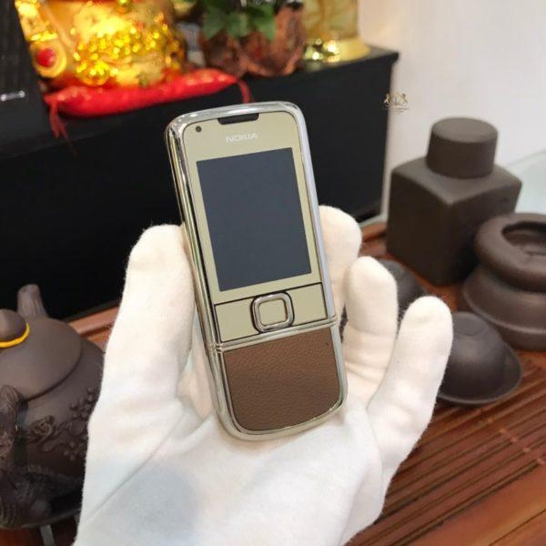 Nokia 8800e Gold Arte Ban 4g Da Nau Zin New Gan 98 3