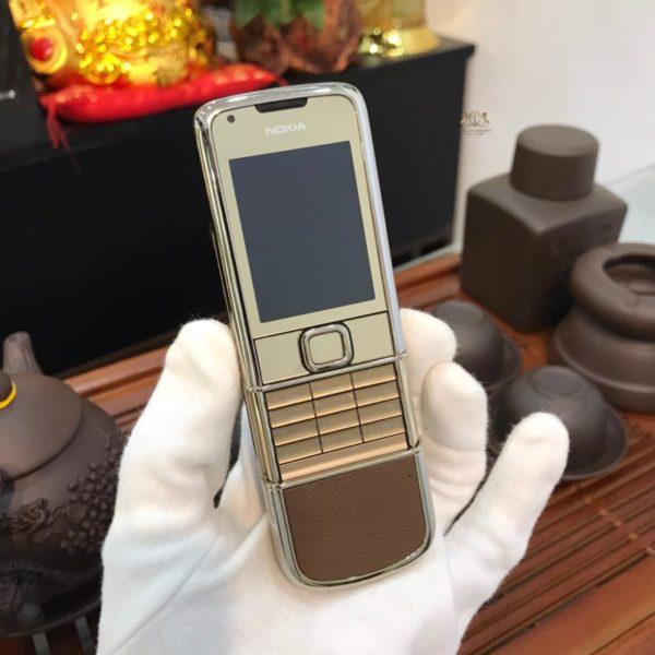 Nokia 8800e Gold Arte Ban 4g Da Nau Zin New Gan 98