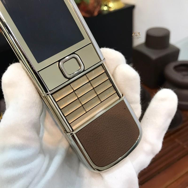 Nokia 8800e Gold Arte Ban 4g Da Nau Zin New Gan 98 7