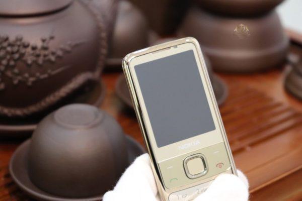Nokia 6700 Gold Zin Nguyen Ban New 98 2