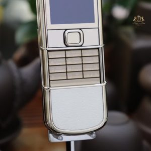 Nokia 8800e Gold Arte Full Box Like New 3