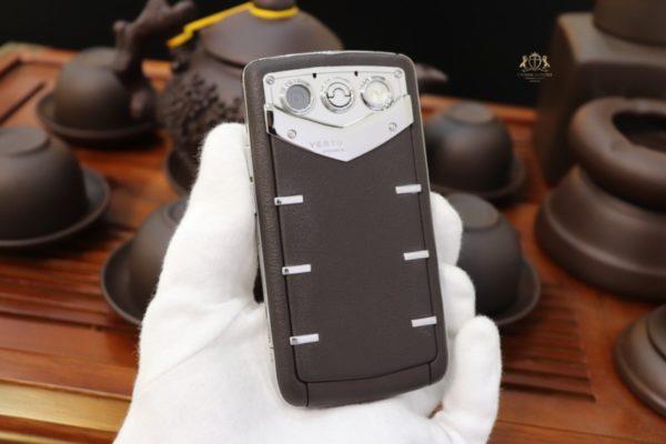 Vertu Constellation Quest Steel Brown Original 100 New 99 2