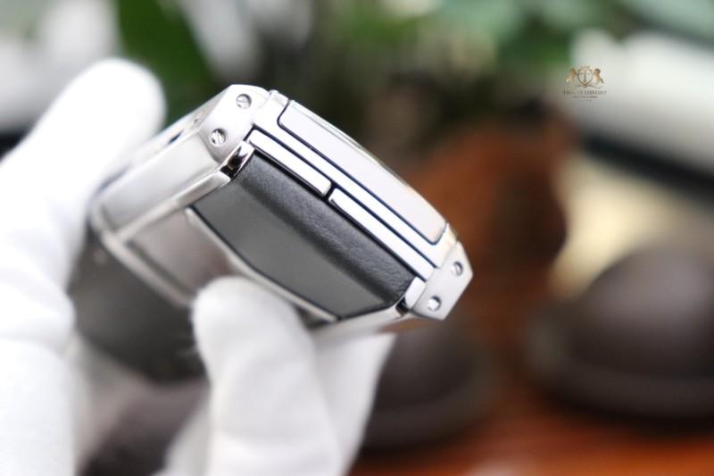 Vertu Signature S Pure Silver Nguyen Zin Like New 10