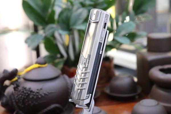 Vertu Signature S Pure Silver Nguyen Zin Like New 3