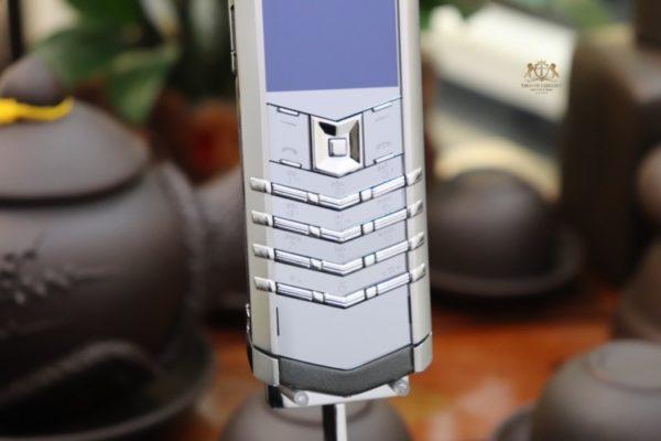 Vertu Signature S Pure Silver Nguyen Zin Like New 5