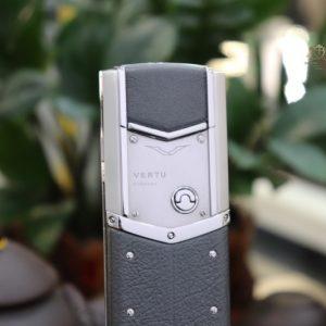 Vertu Signature S Pure Silver Nguyen Zin Like New 6