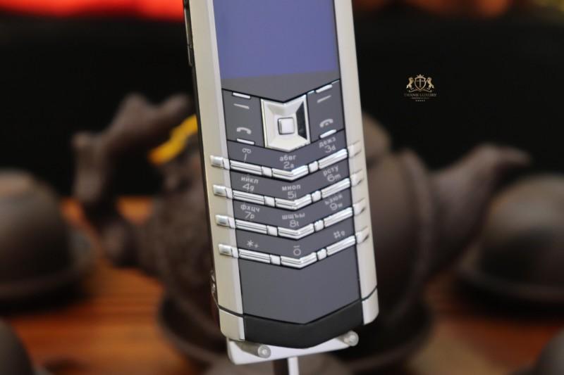 Vertu Signature S Steel Full Box New 99 4
