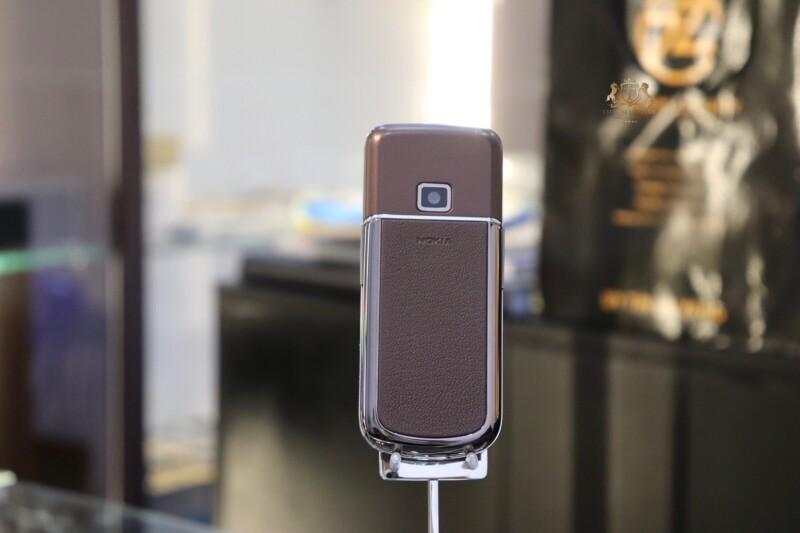 Nokia 8800e Saphire Nau Zin New 99 10
