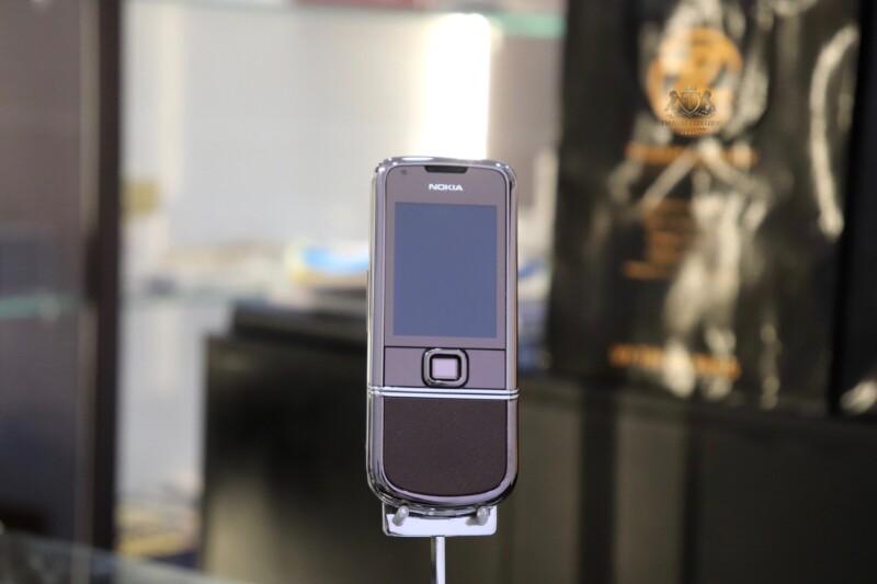 Nokia 8800e Saphire Nau Zin New 99 5