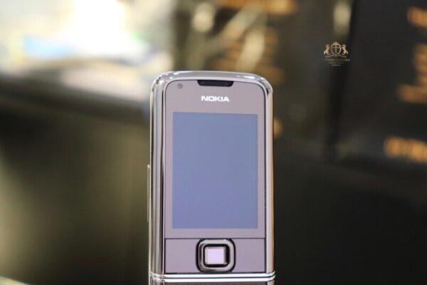 Nokia 8800e Saphire Nau Zin New 99 6