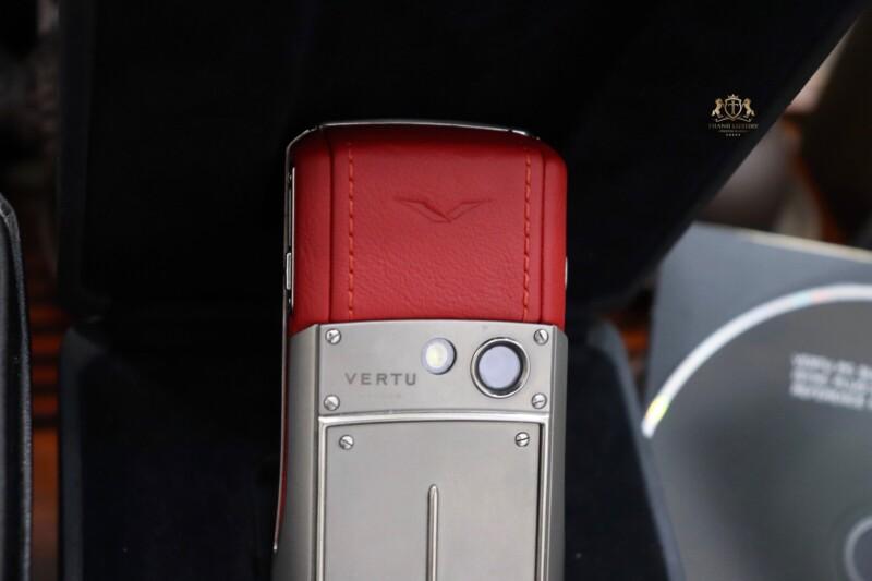 Vertu Ascent Ti Red Full Box Nguyen Zin Dep Nhu Moi 9