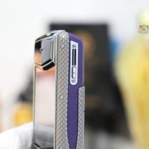 Vertu Ascent Ti Titanium Purple Like New 4