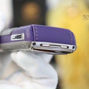 Vertu Ascent Ti Titanium Purple Like New 9