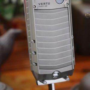 Vertu Ascent X Titanium Red Like New 6