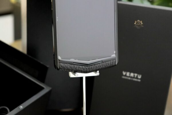 Vertu Aster P Baroque Black Calf Zin Chinh Hang New 100 Full Box 13