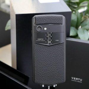 Vertu Aster P Baroque Black Calf Zin Chinh Hang New 100 Full Box 4