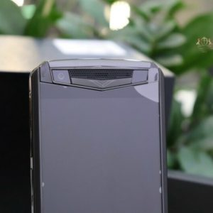 Vertu Aster P Baroque Black Calf Zin Chinh Hang New 100 Full Box 7