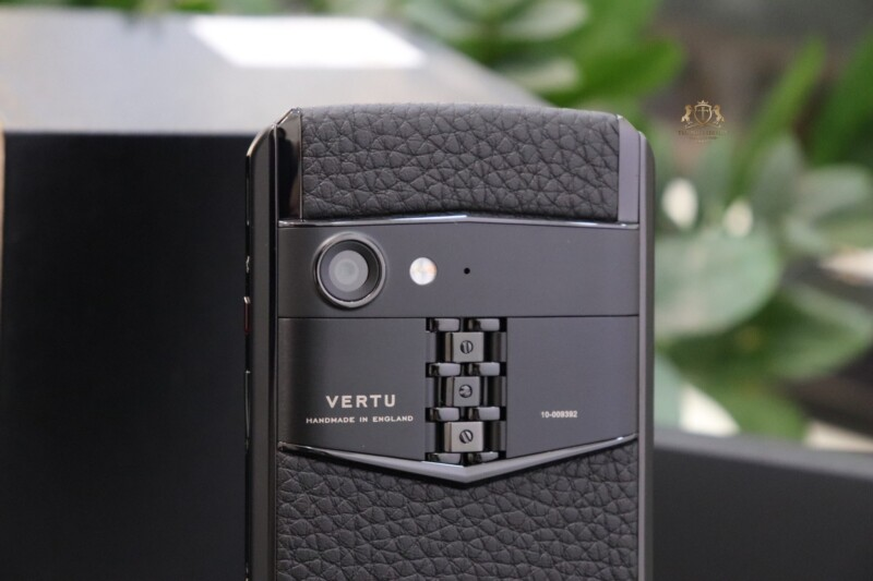 Vertu Aster P Baroque Black Calf Zin Chinh Hang New 100 Full Box 8