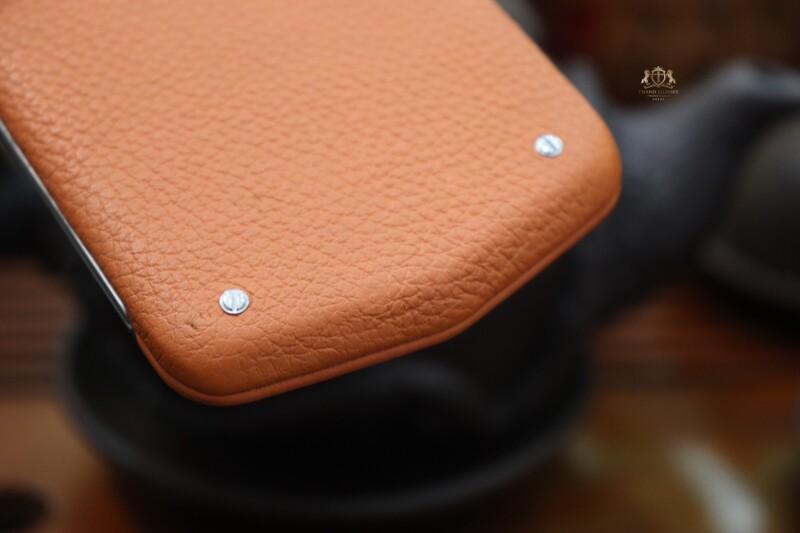 Vertu Constellation V Orange Like New 10