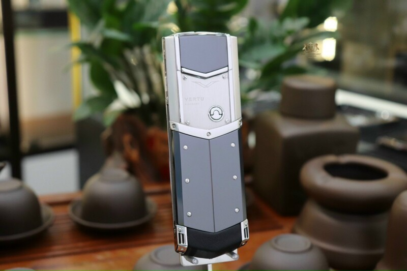 Vertu Signature S Steel Ceramic Zin Like New 99 2