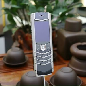 Vertu Signature S Steel Ceramic Zin Like New 99