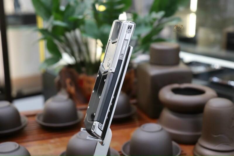 Vertu Signature S Steel Ceramic Zin Like New 99 4