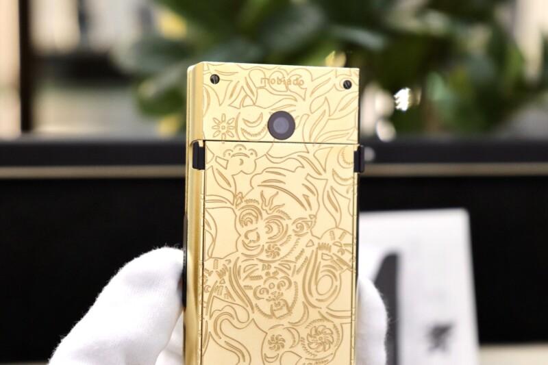 Mobiado Gold Majestic Monkey Full Box Like New Ban Limited 91 100 10