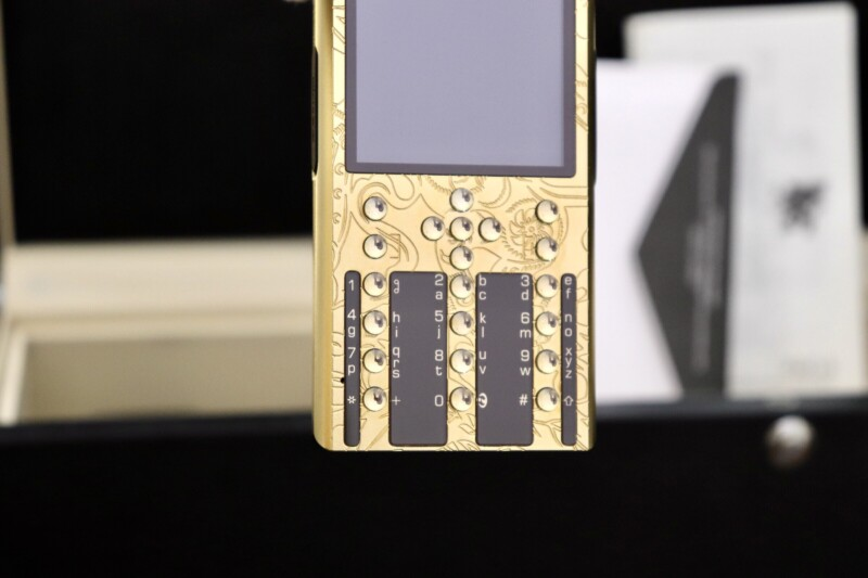 Mobiado Gold Majestic Monkey Full Box Like New Ban Limited 91 100 13