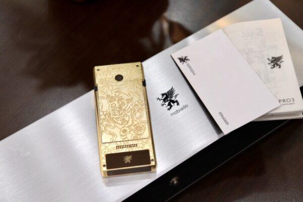 Mobiado Gold Majestic Monkey Full Box Like New Ban Limited 91 100 4