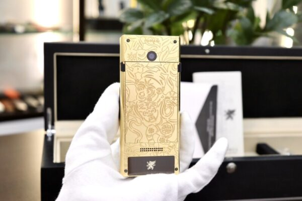 Mobiado Gold Majestic Monkey Full Box Like New Ban Limited 91 100 6