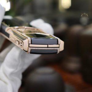 Vertu Signature S Designer Rose Gold Mix Diamonds 10